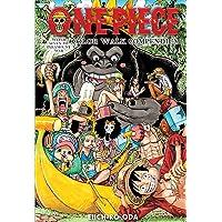 One Piece Color Walk Compendium: Water Seven to Paramount War (Volume 2)