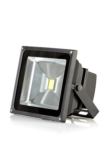 Hispania Foco LED 30W de consumo | 2700 lumens, luz fría 6000K