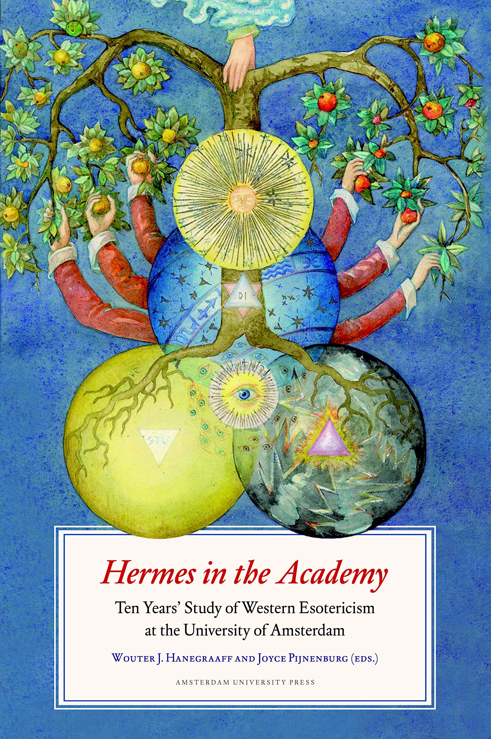 Hermes in the Academy: Ten Years' Study of Western