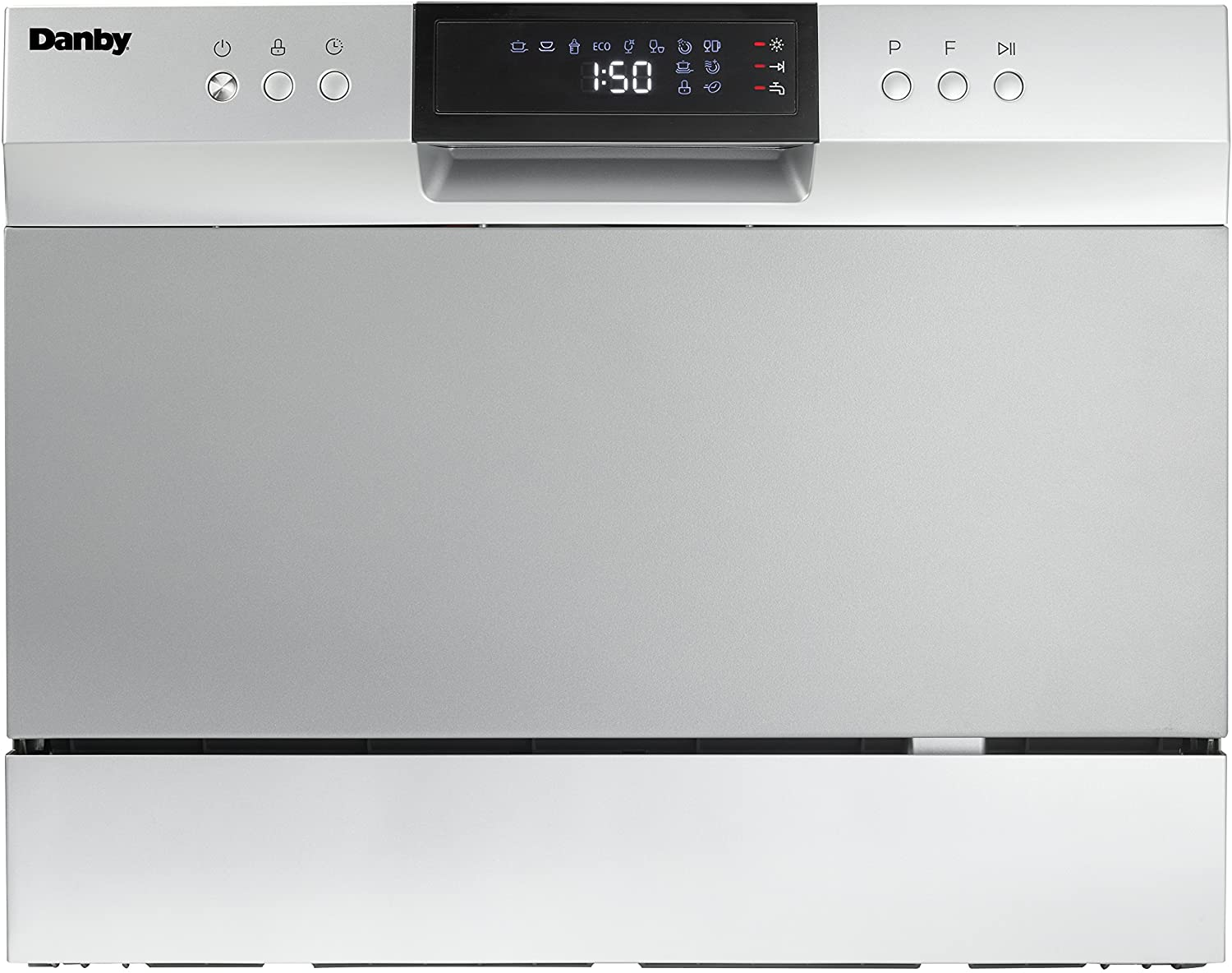 Danby DDW631SDB Countertop Dishwasher