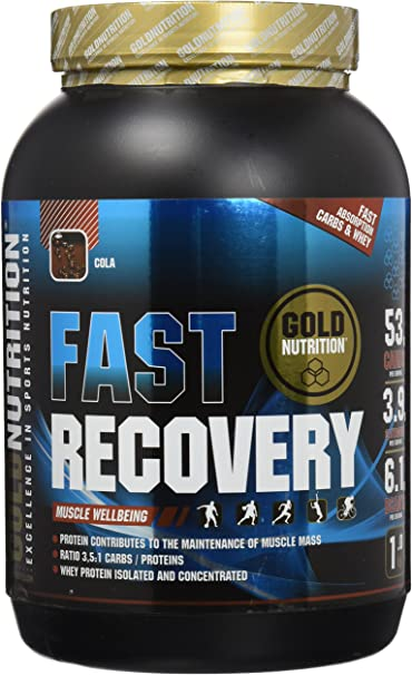 Gold Nutrition - Fast Recovery