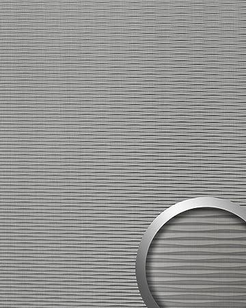 Wandverkleidung 3D Wellen-Struktur WallFace 15681 MOTION TWO ...