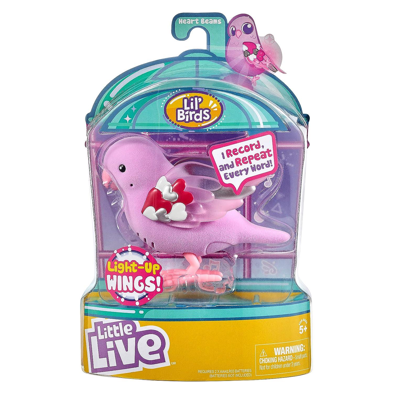 little live pets Series 8 Light Up Songbird Heart Beams con alas ...