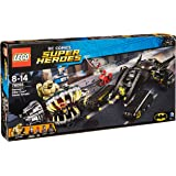 LEGO 76055 Dc Comics Super Heroes Batman Killer Croc Sewer Smash Superhero Toy, 8-14 Years