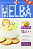 Old London Melba Snacks, Roasted Garlic, 5.25 Ounce (Pack of 12)