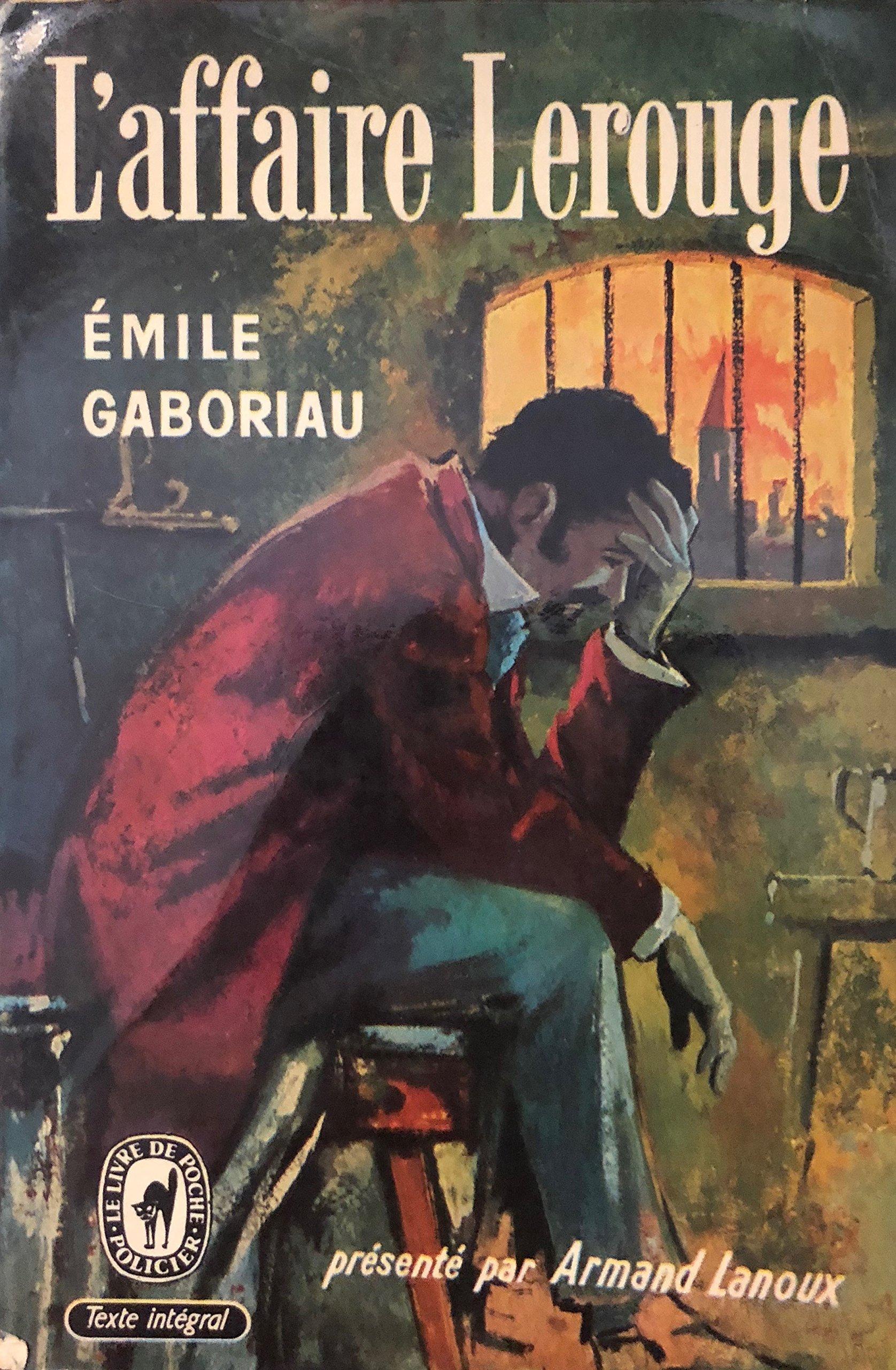 L'AFFAIRE LEROUGE: GABORIAU: Amazon.com: Books