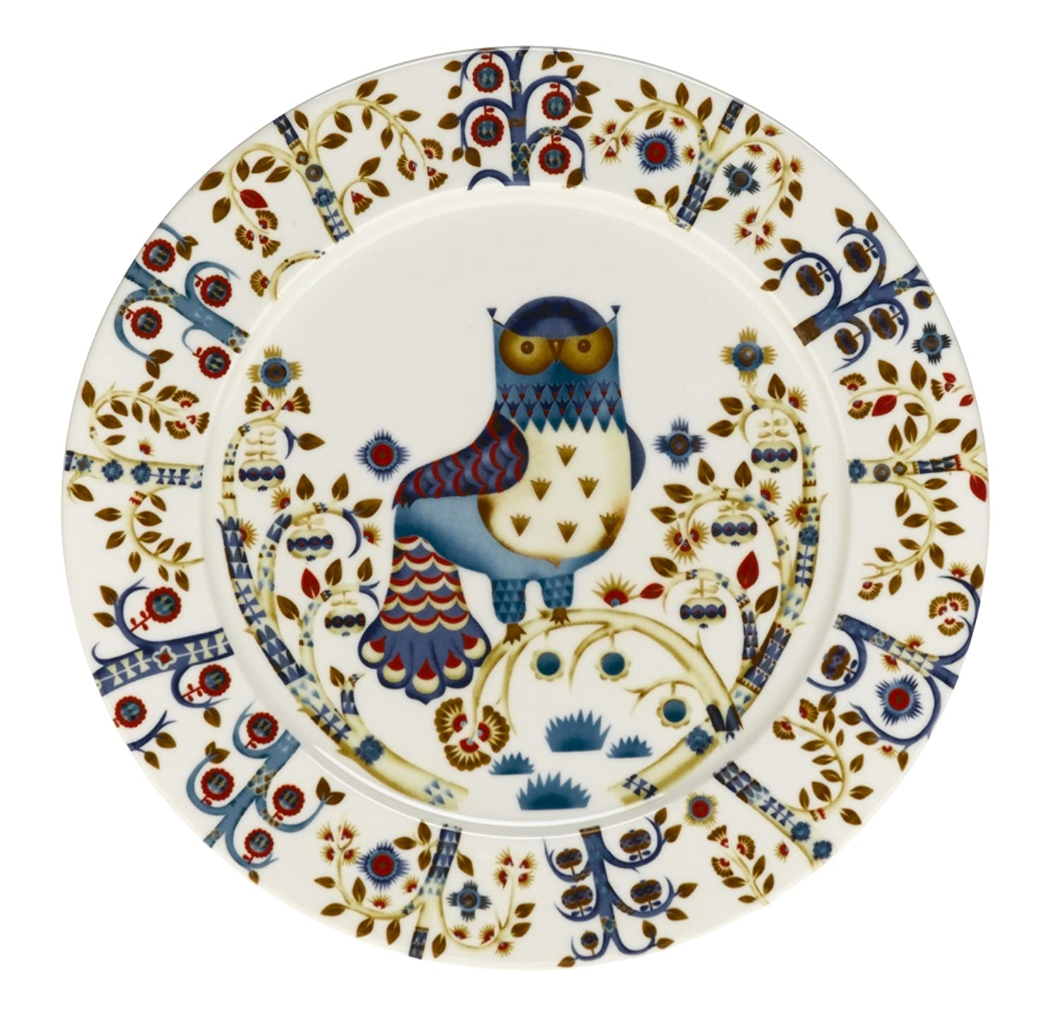 Amazon.com | Iittala Taika Dinner Plate White 11-3/4-Inch Dinner Plates  sc 1 st  Amazon.com & Amazon.com | Iittala Taika Dinner Plate White 11-3/4-Inch: Dinner ...