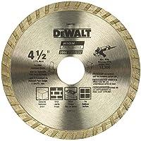 Deals on DEWALT DW4725 4-1/2-Inch Dry Cutting Saw Blade