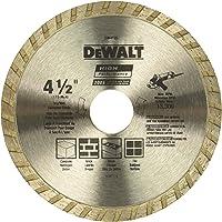 Dewalt DW4725 4.5 Inch Dry Cutting Continuous Rim Diamond Saw Blade