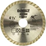 DEWALT Diamond Blade for Masonry, Dry