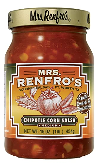 Mrs. Renfros Chipotle Corn Salsa (2 Pack)