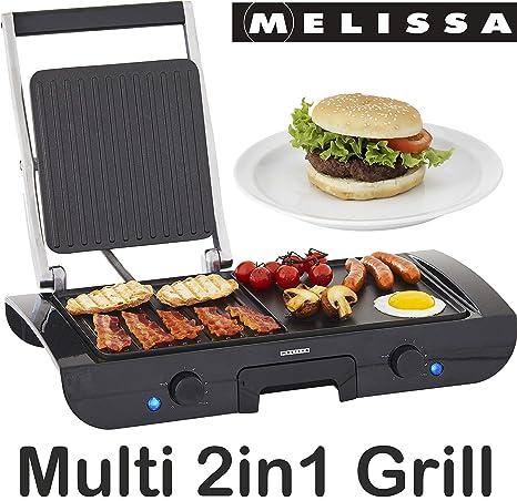 Melissa 16240094, mesa, parrilla de contacto parrilla ...