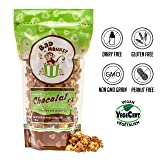 Bad Monkey Popcorn Chocolate & Sea Salt, 5.6 Ounce