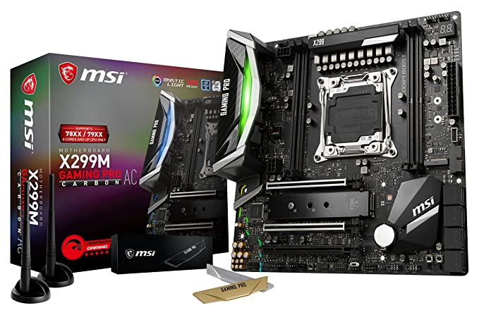 Review MSI Performance Gaming Intel