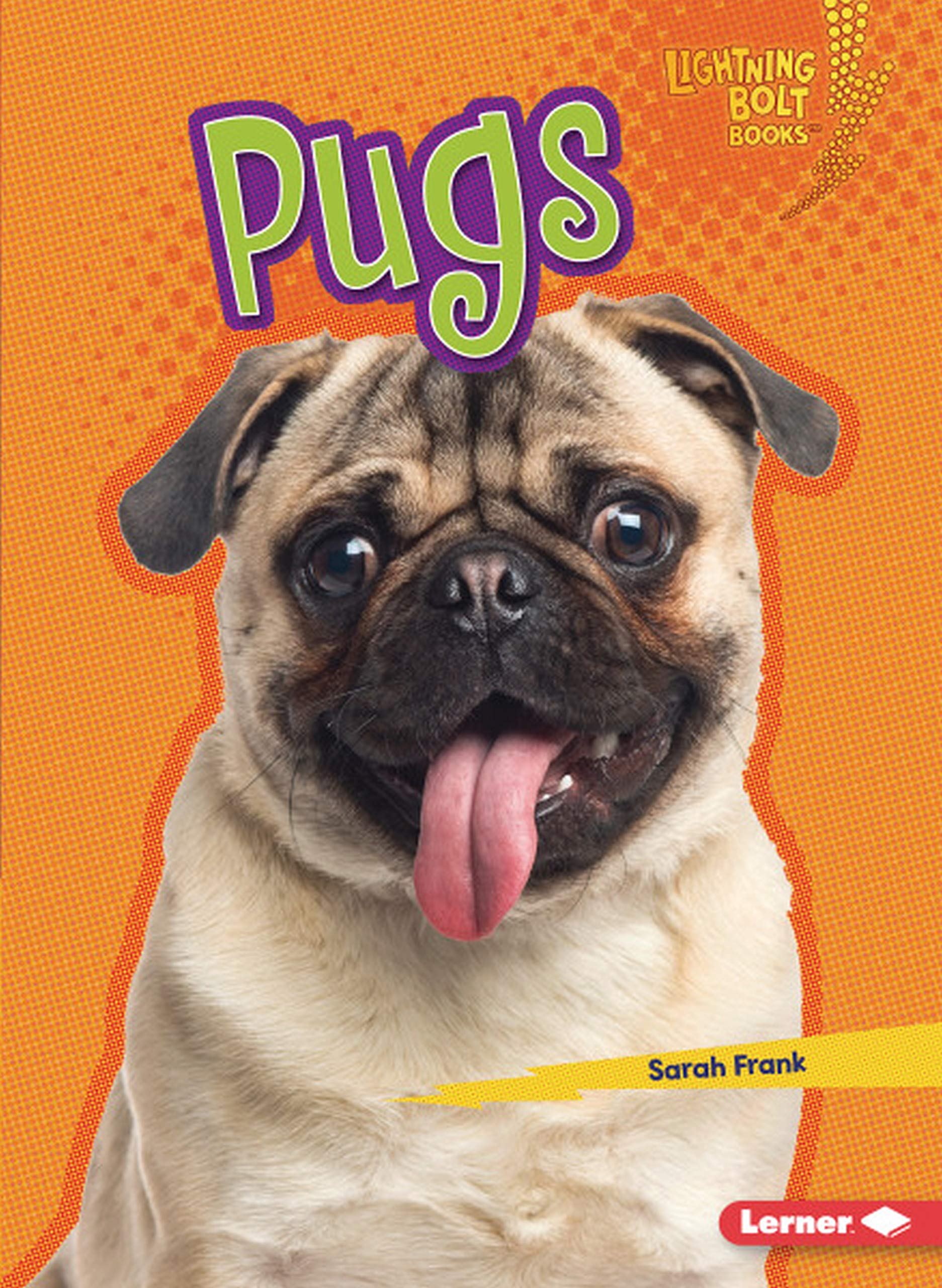 Pugs Lightning Bolt Books Who S A Good Dog Frank Sarah 9781541545878 Amazon Com Books