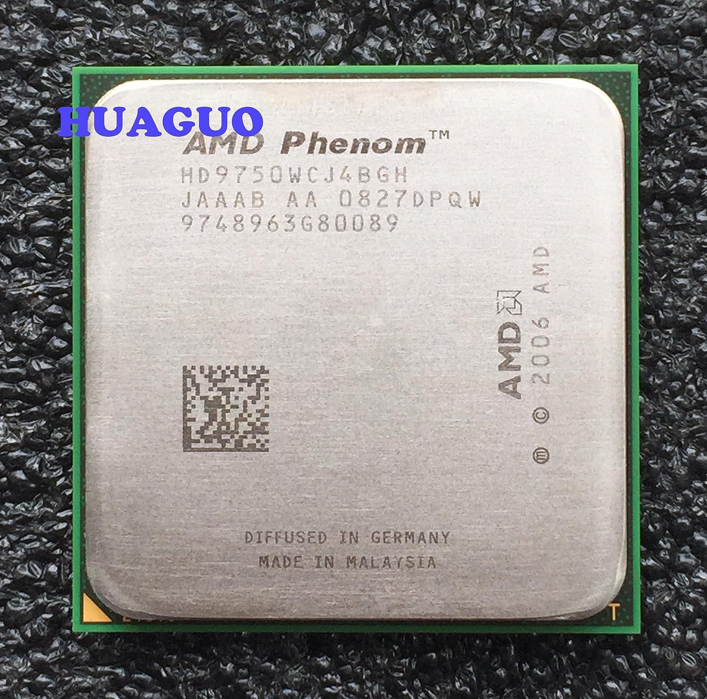 2MB Cache 95W AMD Phenom X4 9750 2.4GHz Quad-Core CPU Processor HD9750WCJ4BGH Socket AM2