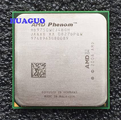 AMD PHENOM 9750 QUAD-CORE PROCESSOR DRIVERS FOR WINDOWS 10