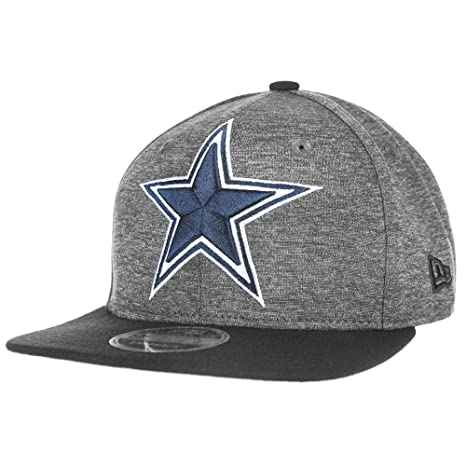 cffcded4e18495 Amazon.com : New Era Dallas Cowboys Heather Huge Snap 9Fifty Cap : Clothing