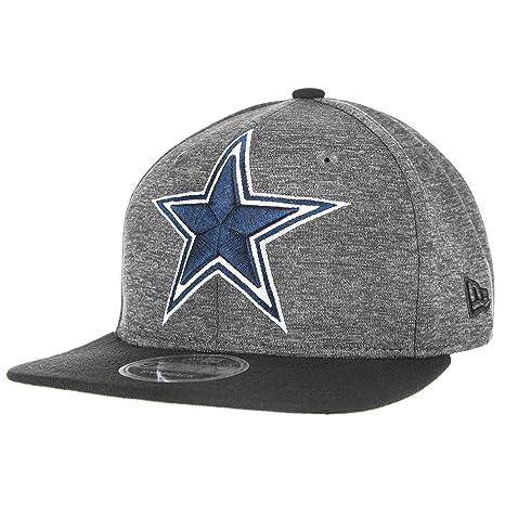 b756a6290b6de6 Amazon.com : New Era Dallas Cowboys Heather Huge Snap 9Fifty Cap : Clothing