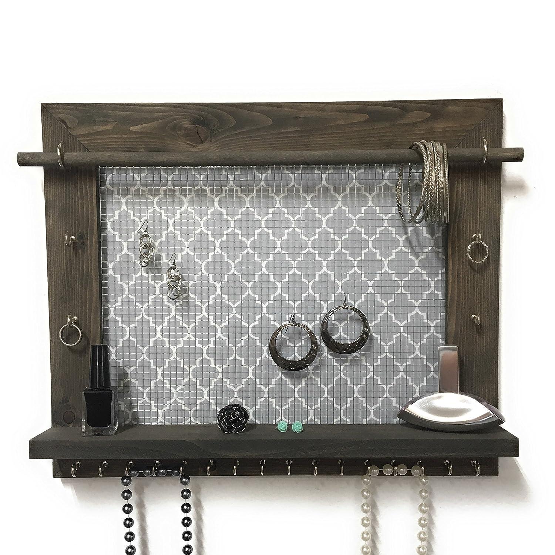 Frame Jewelry Holder Display Storage