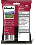 Ricola Dual Action Swiss Cherry Cough and Throat