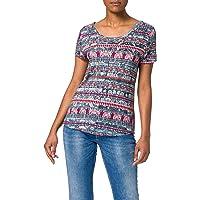 Desigual TS_Santorini Camiseta para Mujer