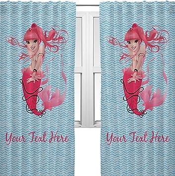 Exceptional Mermaid Curtains   40u0026quot;x84u0026quot; Panels   Lined (2 Panels Per Set)