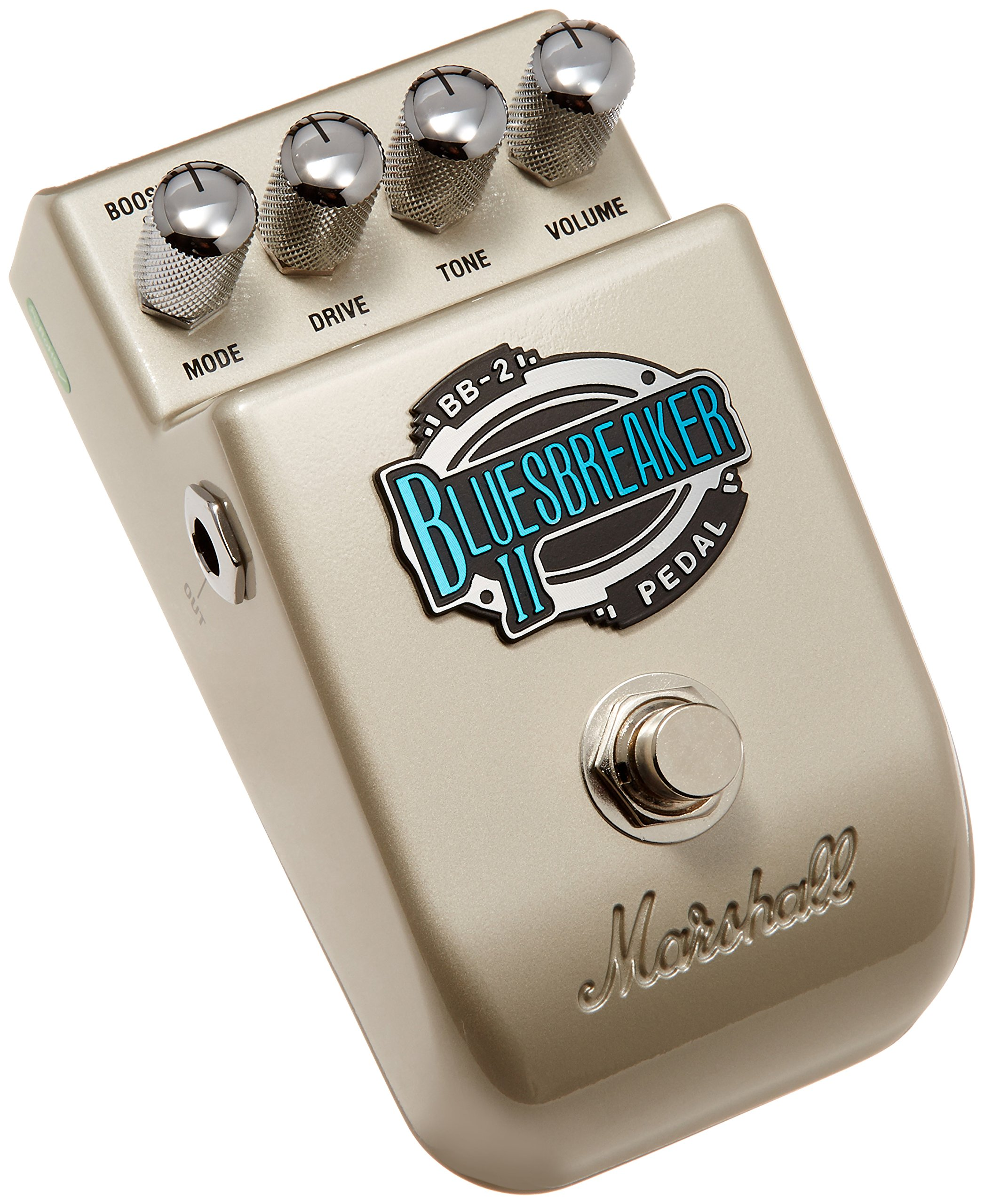Marshall BB-2 Blues Breaker Effects Pedal by Marshall