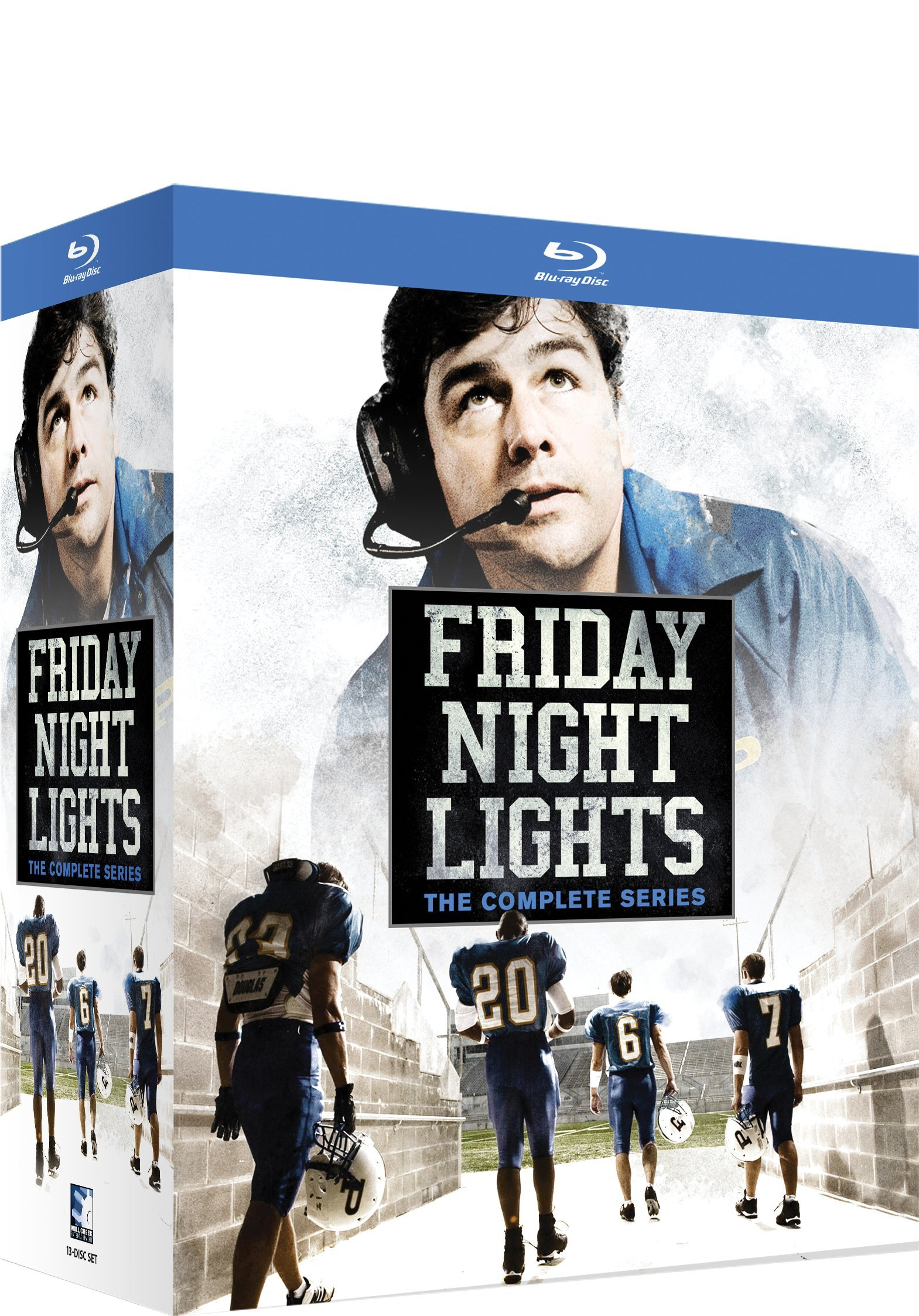 Friday Night Lights - The Complete Series - Blu-ray by Mill Creek