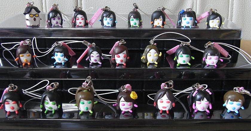 AKB48×ぷっちょ ストラップ 全22種(シークレット込) フルコンプセット