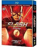 THE FLASH / フラッシュ <サード・シーズン>ブルーレイ  コンプリート・ボッ クス(4枚組) [Blu-ray]
