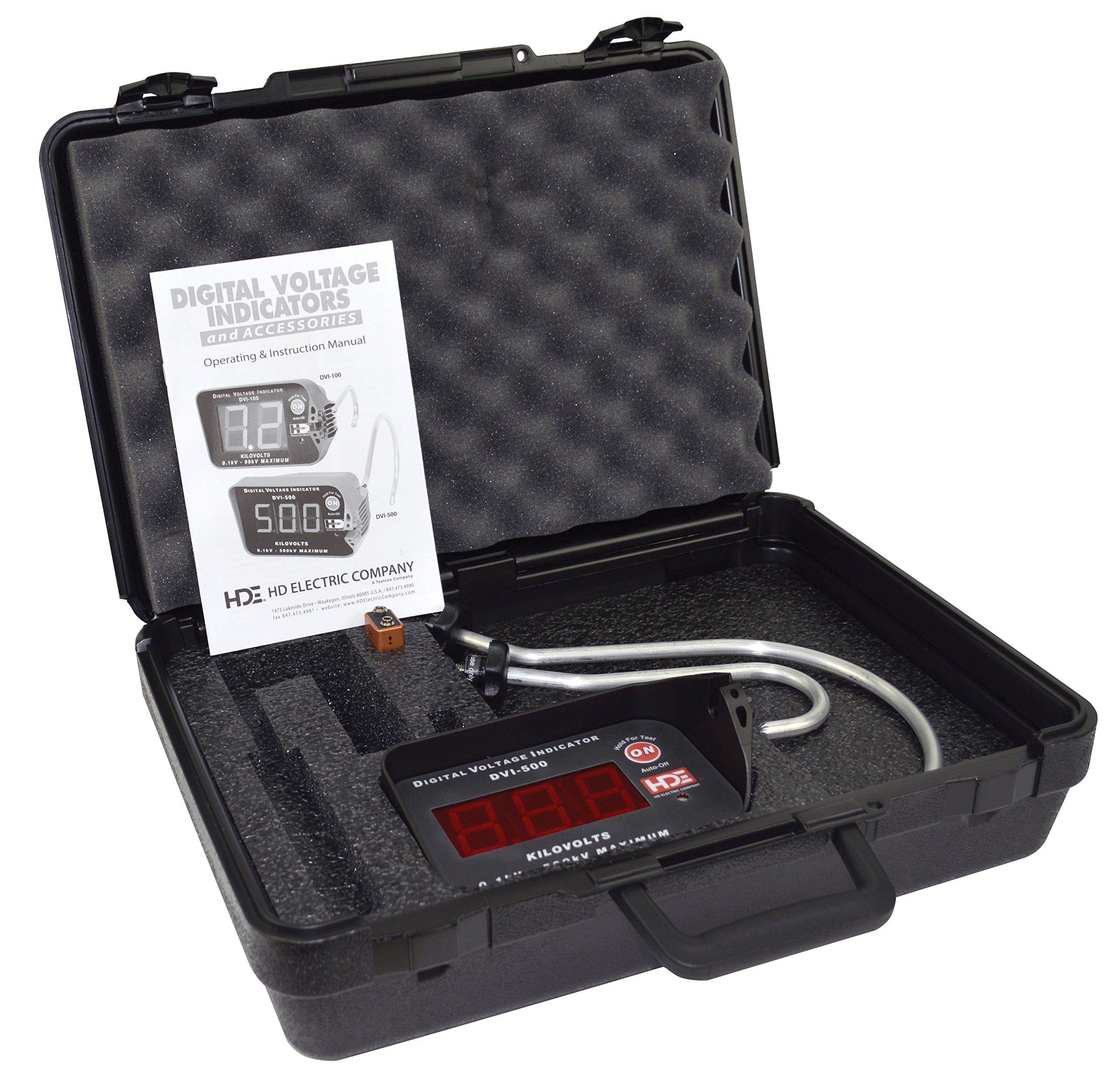Greenlee DVI-500T/K01 Digital Voltage Indicator Kit