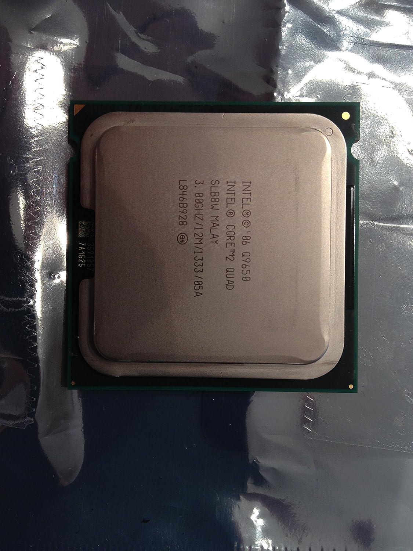 Intel Core 2 Quad Q9650 3 Ghz 12 Mb Cache Cpu Q 9550 Processor Slb8w Lga 775 Computers Accessories