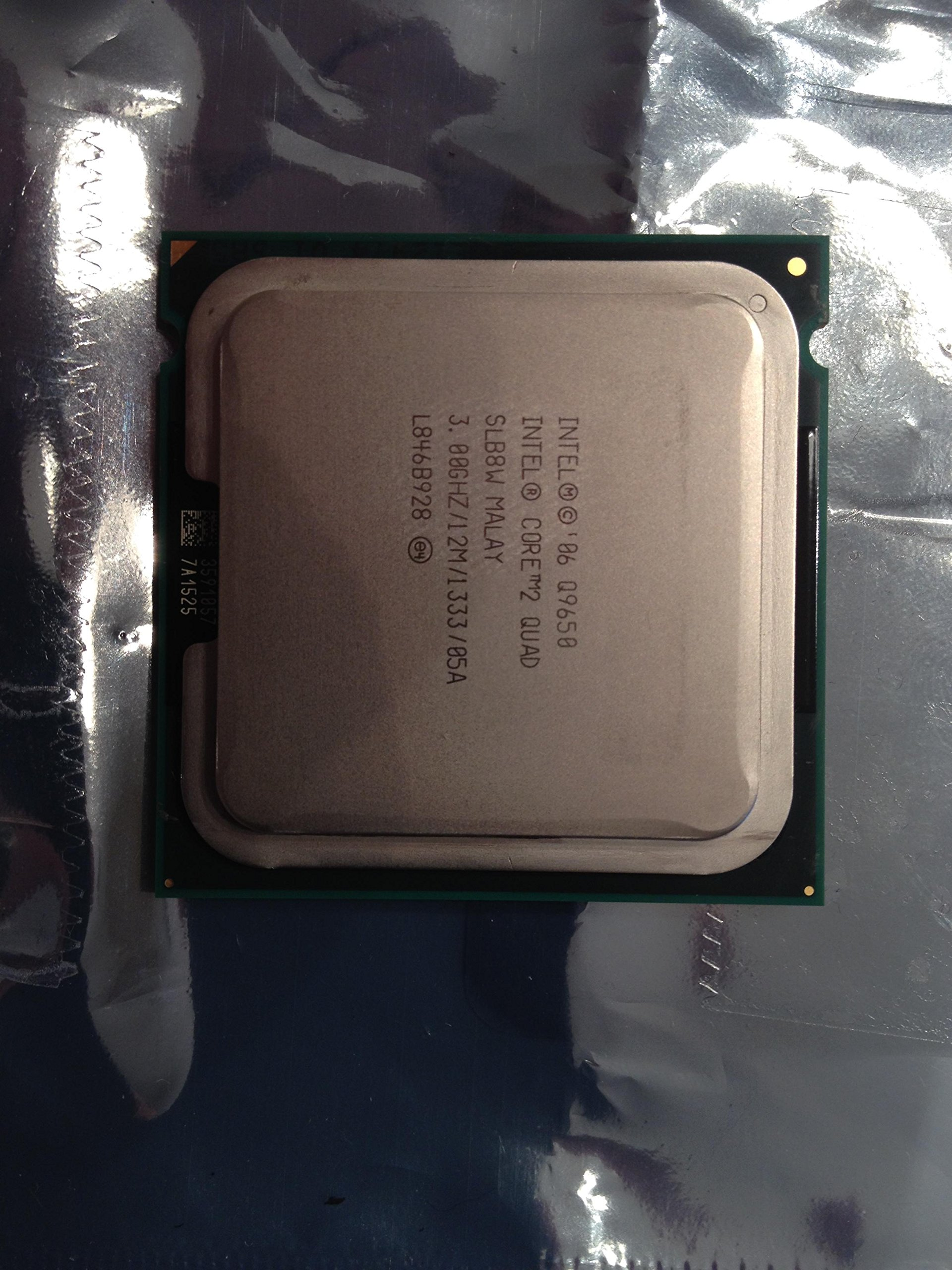 Intel Core 2 Quad Q9650 3 GHz 12 MB Cache Quad-Core CPU Processor SLB8W LGA 775