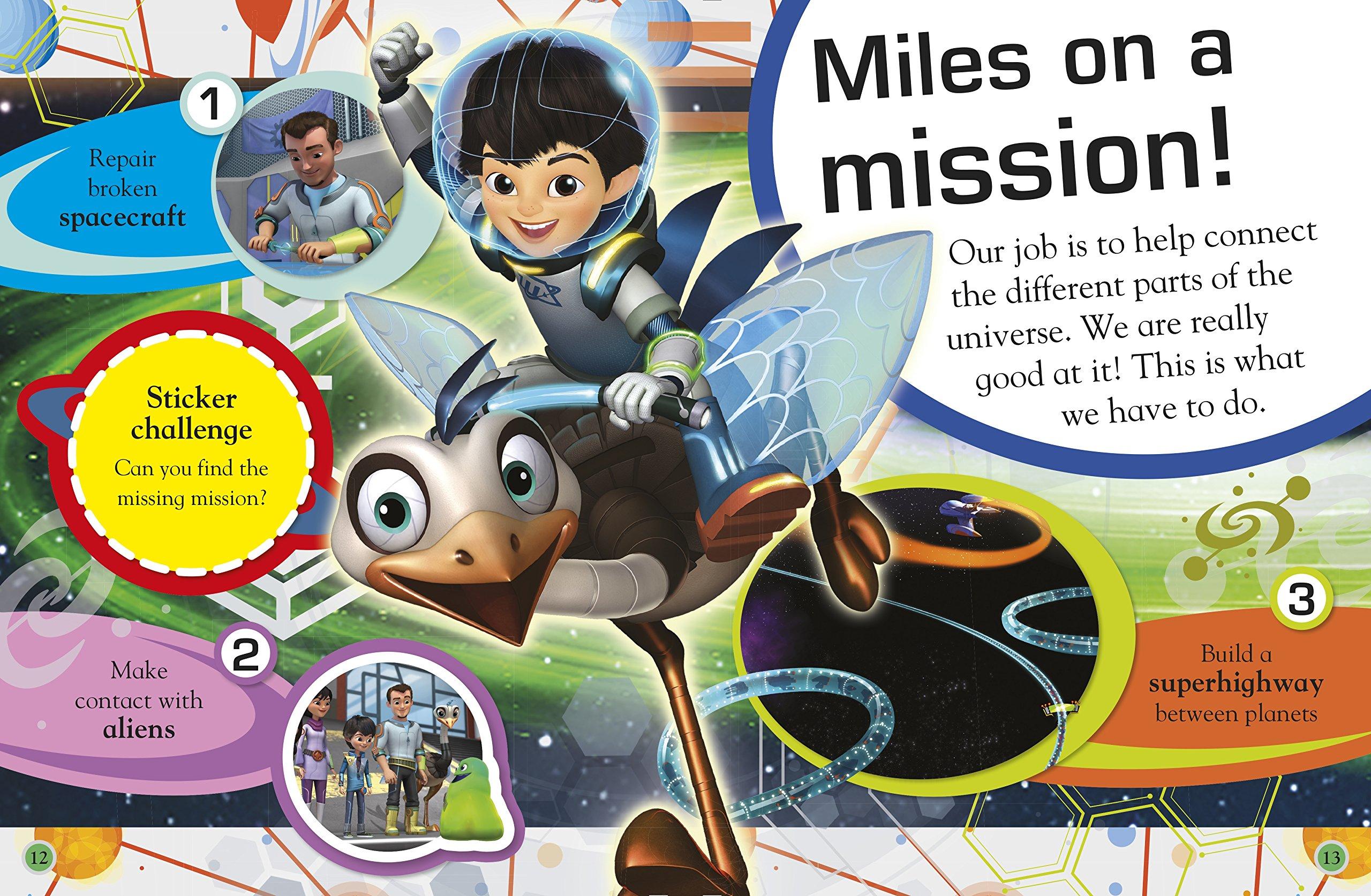 My World: Miles From Tomorrowland: Dk: 9781465444639: Amazon: Books
