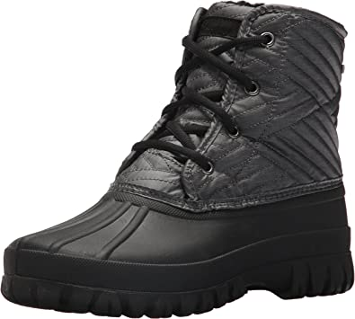 Brillar es bonito Defectuoso  Amazon.com | Skechers Women's Windom-Mid Quilted Winter Boot | Mid-Calf
