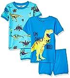 Amazon Brand - Spotted Zebra Kids 4-Piece Snug-Fit