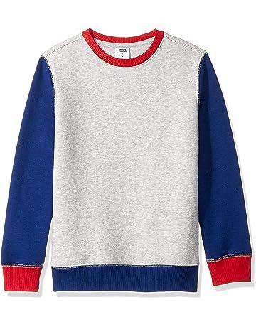 f2549ac0dbd8 Amazon Essentials Boys' Crew Neck Sweatshirt