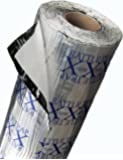 FatMat Self-Adhesive RattleTrap Sound Deadener Pack with Install Kit - 25 Sq Ft x 80 mil Thick