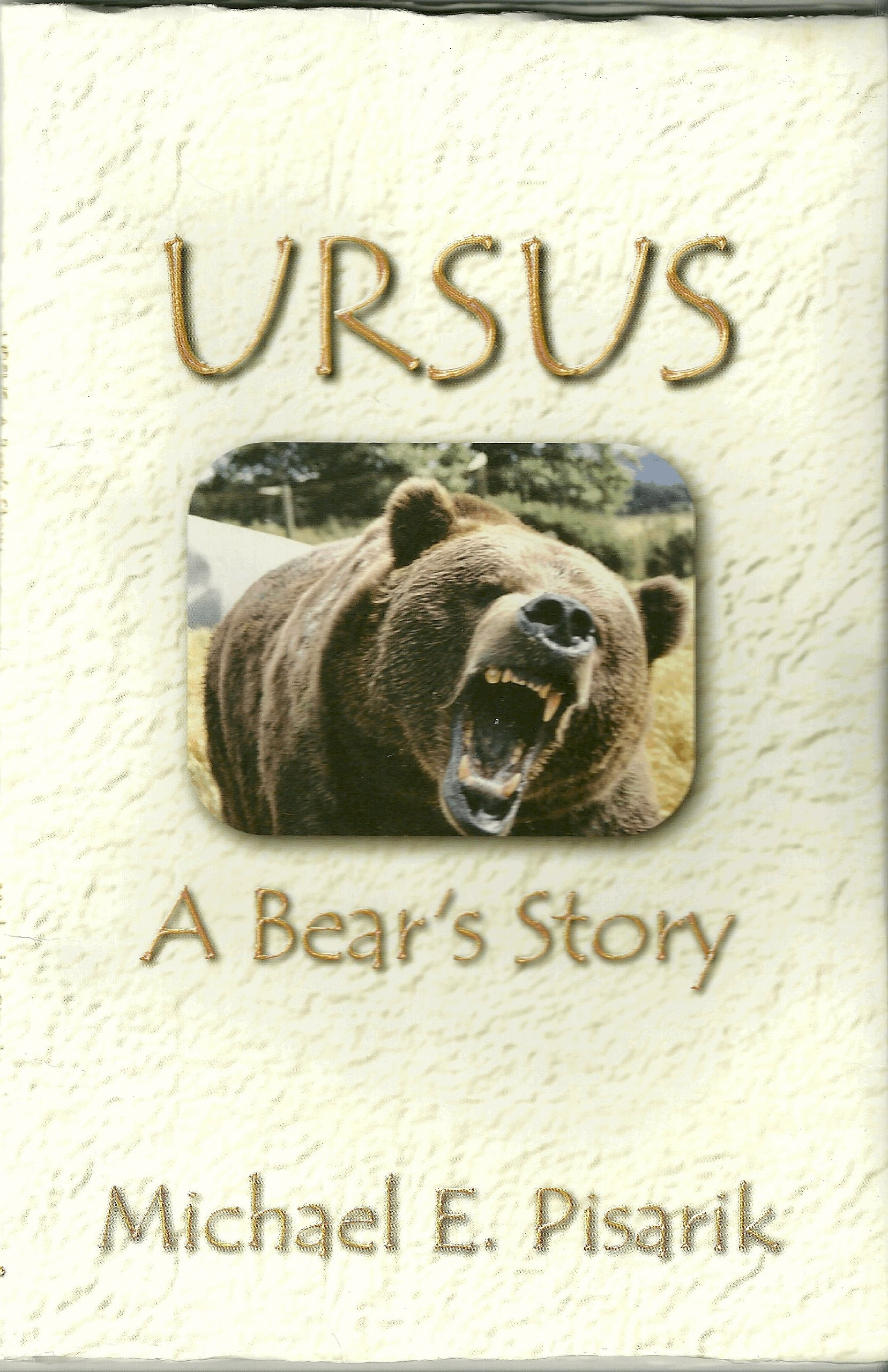 Ursus: A Bear's Story (English Edition)