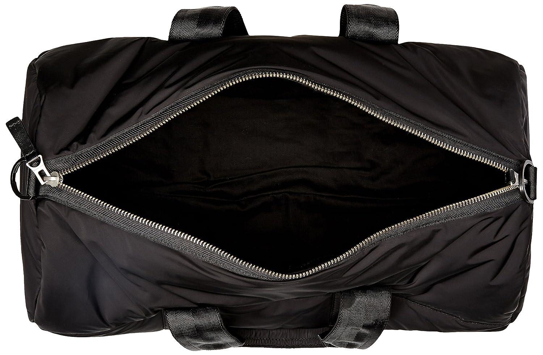 9b7cc83709 Amazon.com  BOSS Hugo Boss Men s Bomber Holdall Weekender Bag  Clothing