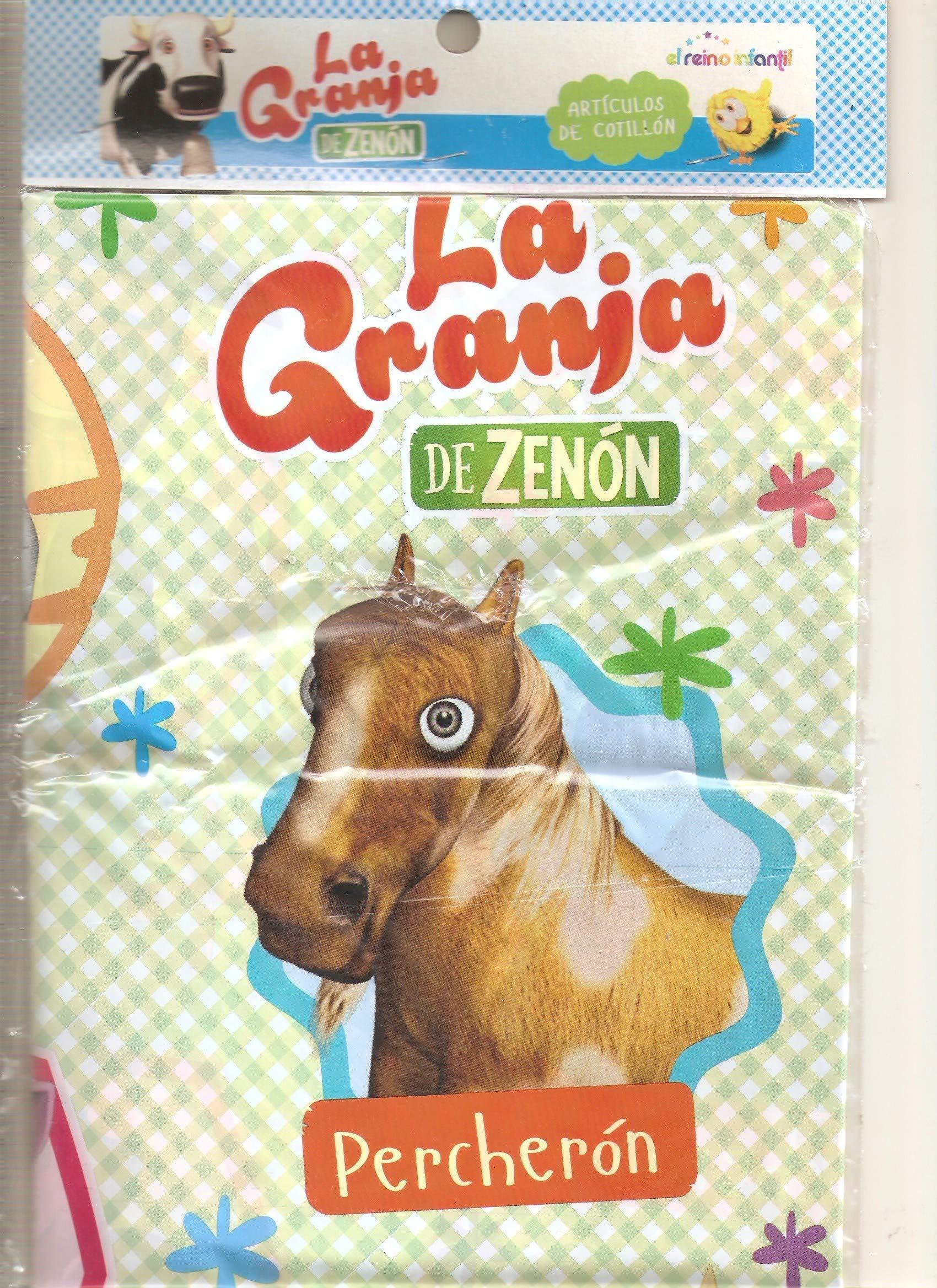 La Granja de Zenon Mantel Tablecover Party Supplies Fiesta Cumpleaños Birthday