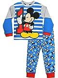 Disney - Pigiama a maniche lunga per ragazzi - Mickey Mouse