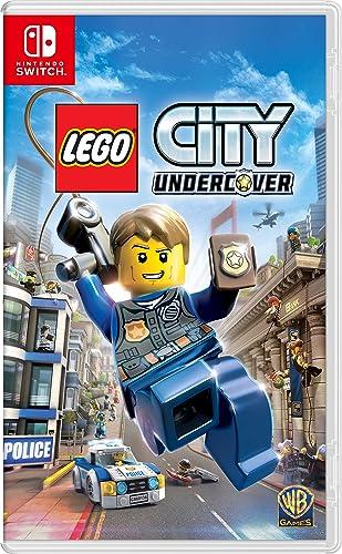 Warner Bros LEGO City Undercover Básico Nintendo Switch vídeo ...