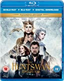 The Huntsman: Winter's War (Blu-ray 3D + Blu-ray + Digital Download) [2015]