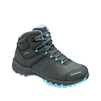 Mammut Nova III Mid GTX Women - jay blue/cloud - Damen Trekkingschuhe - Gr.37,5 - UK 4,5