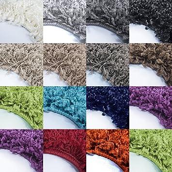 Teppich Fr Wohnzimmer Gnstig Hochflor Shaggy Mit Verschiedenen Farben Und Grssen Teppiche