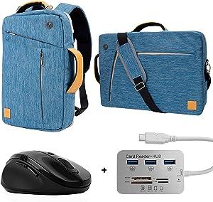 3 in 1 Laptop Bundle for MacBook Air, Pro 13, iPad 10.2, 9.7, Pro 11, 12.9, 10.5
