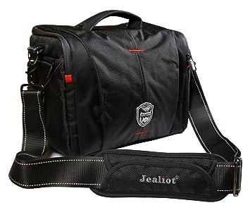 Jealiot - Bolsa para cámara réflex digital Nikon D500, Plus hasta ...