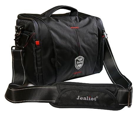 Jealiot - Bolsa para cámara réflex digital Canon EOS 80d, 1300d ...